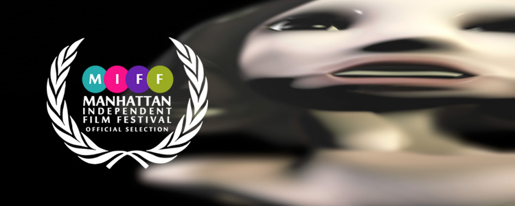 Disconnector screens at the Manhattan Independent Film Festival, New York, USA (Oct 7 - 8, 2016)