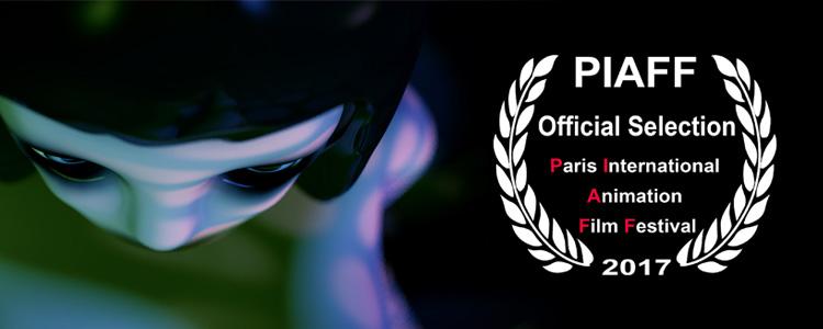 Miller Fisherhas been selected at the Paris International Animation Film Festival, Paris, France (Sept 20 - 26, 2017)